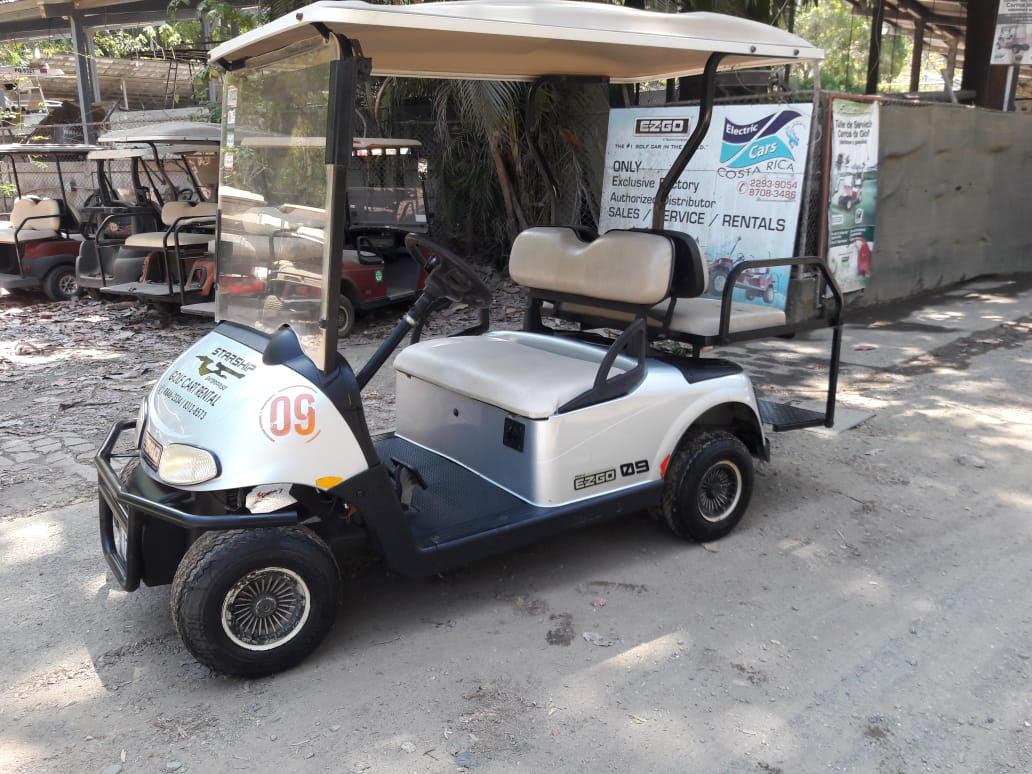 Hotel Punta Leona - Rent a golf cart